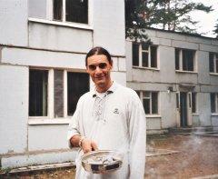 Фабио Андрико в Северном Кунсангаре, 1999г.