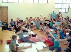 Янтра-йога для детей