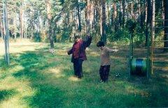 Дзогчен Раньяк Патрул Ринпоче в Кунсангаре, 2001г.