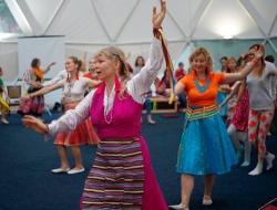 26 июля - 2 августа: Первый курс школы танцев Кайта